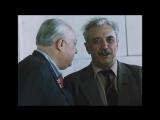 Начальник Главтюменьгеологии Фарман Салманов и Николай Озеров (комментатор) про тюменский
