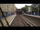 DLR automatic train.