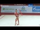 Гран-При 2018, Москва Квалификация Арина Аверина / Лента
