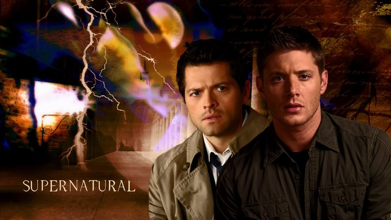 supernatural wallpaper laptop - 807×454
