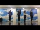 180828 Red Velvet - Automatic @ Pre-Debut Dance Practice