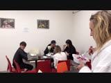 ALEKSEEV и Леся Никитюк / Закулисье Шоу «Танці з зірками», Киев (11.11.18)