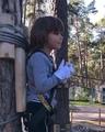 Максим Галкин on Instagram В Юрмале дети проводили почти каждый день по часу на таких тарзанках на деревьях.#елизаветагалкина #гарригалкин #алла