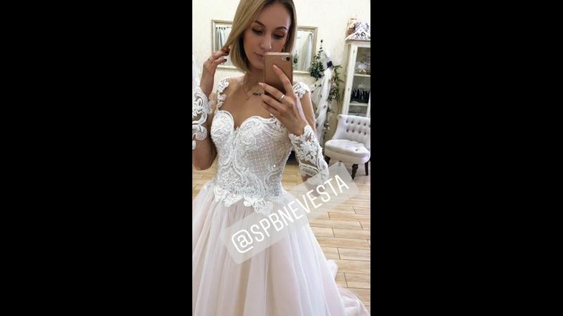 Свадебное платье Даллас