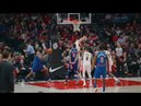 Портленд Трэйл Блэйзерс Лучшие блокшоты сезона НБА 2017 18