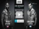 Ryan Spann vs Emiliano Sordi Full Fight DWTNCS Season 2 Week 2
