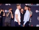 UFC 226: Media day face offs