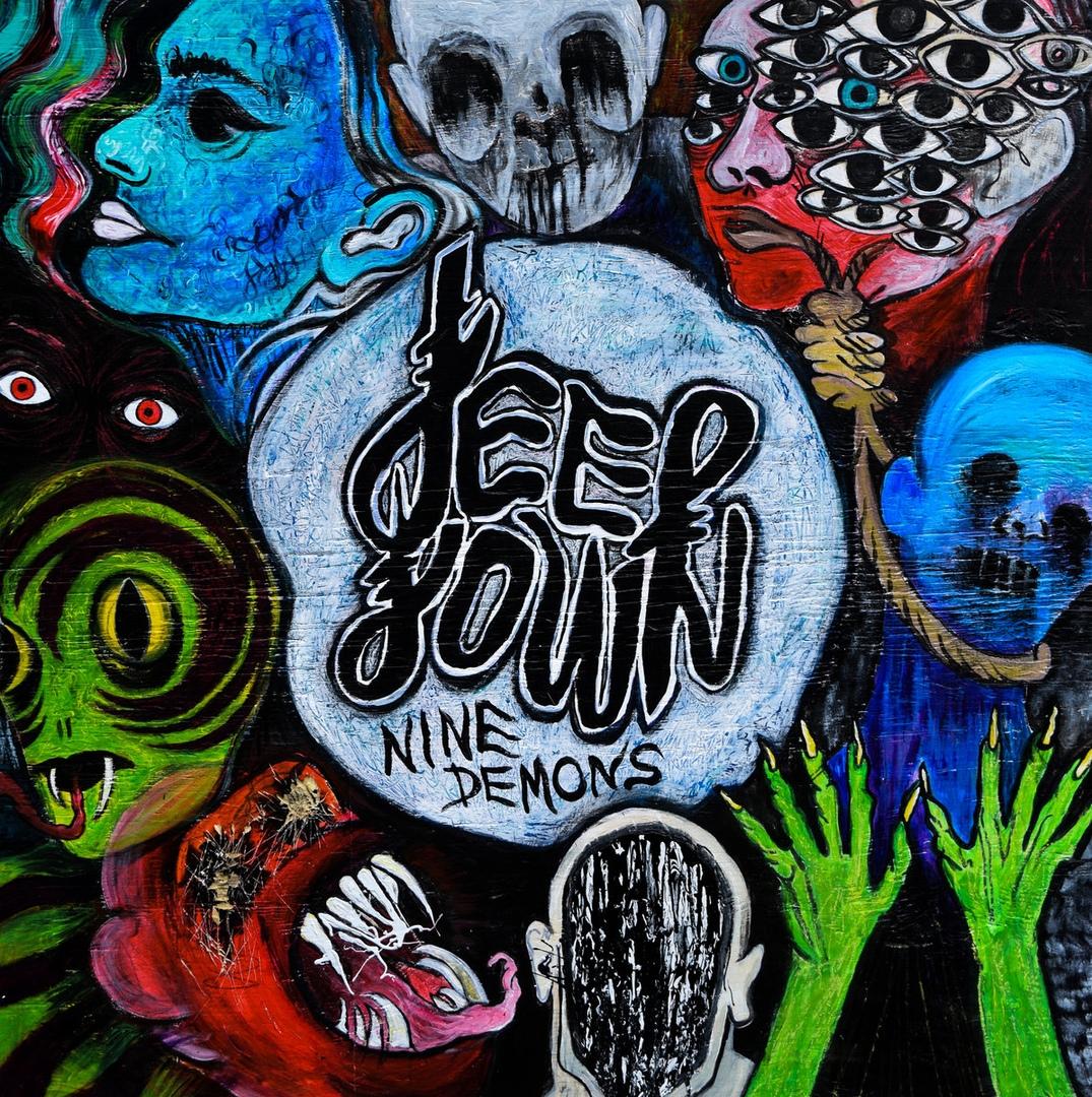 Deep Down - Nine Demons (2018)