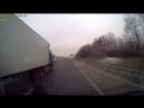 Авария на МКАД 29-й км. 29.11.2017