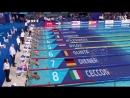 Kliment Kolesnikov 52.53 WJR 100m Backstroke European Swimming Championships Gla