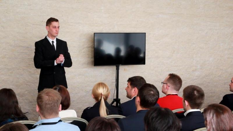 Роман Поздеев Конференция Digitale Санкт-Петербург, ВЗАИМОДЕЙСТВИЕ С АУДИТОРИЕЙ