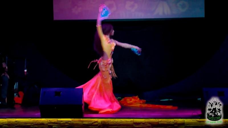Арушанян Диана в роли Камелии Сказки Волшебной Шкатулки