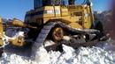 Гусеничный бульдозер CAT D9R. 50 тонн. 2006 года.