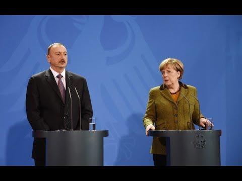 Avropanın sahibi Merkel Bakıya gəldi Səfər nə vəd edir