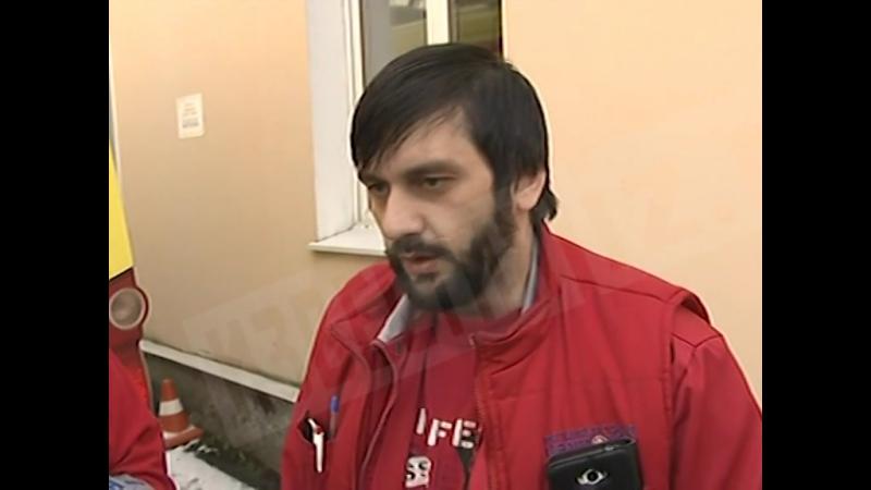 Cотрудники «Петербургской неотложки» рассказали, как спасали эпилептика в Стокгольме. Видео 5 канала