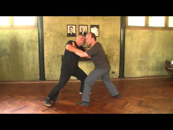 One inch punch part 2 teaching moments with sifu Adam Mizner