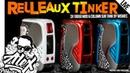 Reuleaux Tinker 3x18650 Column Tank by Wismec l Alex VapersMD review 🚭🔞