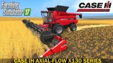 Farming Simulator 17 CASE IH AXIAL-FLOW X130 SERIES COMBINE
