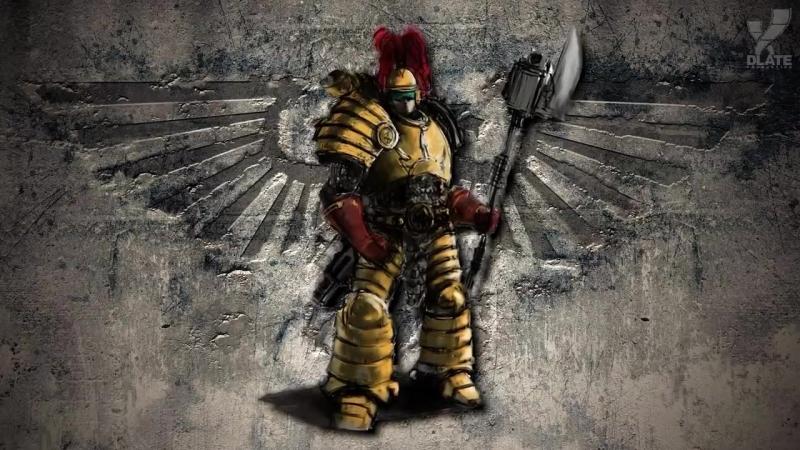 История Warhammer 40k- Создание Примархов, начало крестового похода. Глава 3.mp4