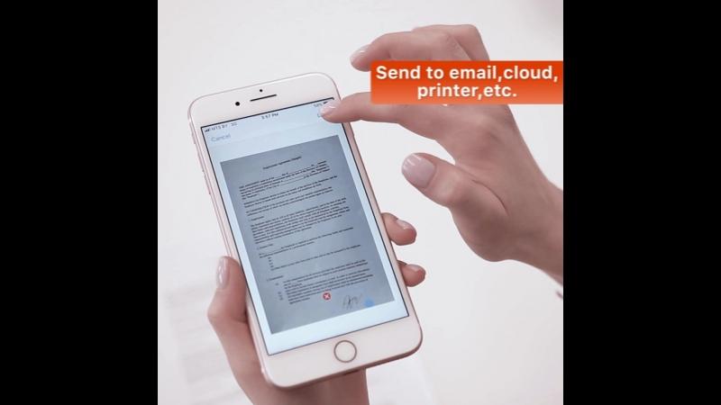 Scaner Fax Pro