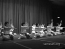 Hidden Symmetry 1 - OM CIRCLE - Gurdjieff Sacred Dance Demo