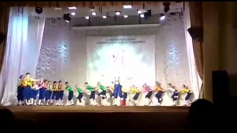 хореографический конкурс Волшебный каблучок