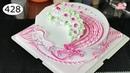 Chocolate cake decorating bettercreme vanilla 428 Học Làm Bánh Kem Đơn Giản Đẹp Bánh Cưới 428