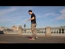Круговой Глайд обучение Лунная походка Glide Moonwalk tutorial.720p