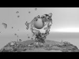 Симуляция жидкостей в Blender 3D