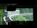 Железные дороги которые проходят через необычные места
