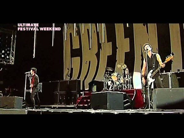 Green Day - Basket Case (Live 2005 Rock AM Ring) (HD)