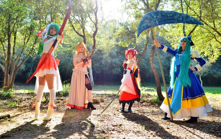 Fantasy of lolite - Vocaloid live action - Cosplay PV - CMV - Vocalaction