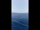 Морская прогулка по Эгейским островам