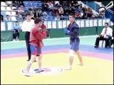 Магомед Ибрагимов vs Хабиб Нурмагомедов (Хабиб проиграл)