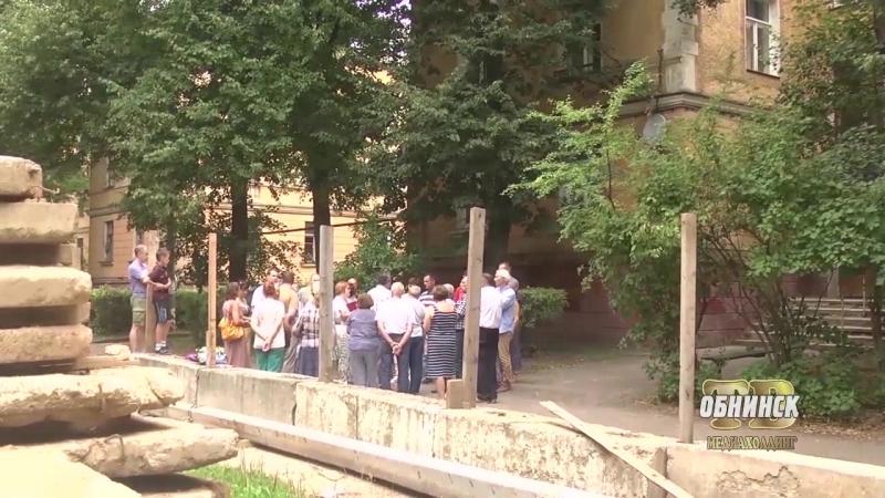 18.07.2018. Строительство дома на улице Парковой