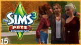 Let's Play The Sims 3 Pets - (Part 15) - Foal &amp Trying For A Baby!