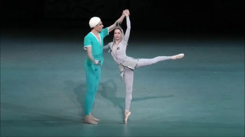 Shakirova Shirin variation