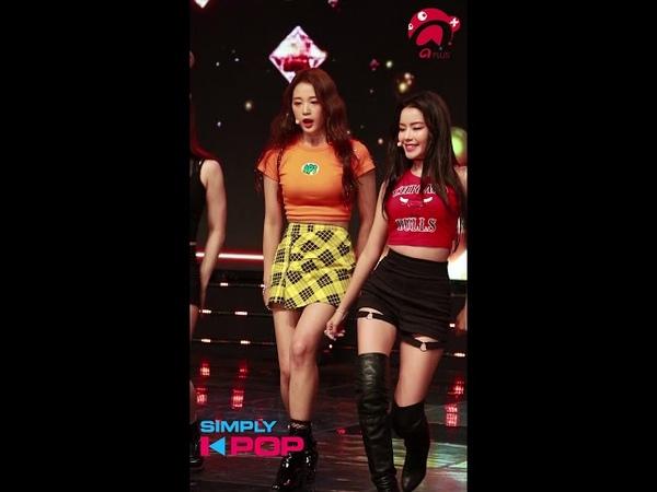 [Fancam/직캠] Hyerim(혜림) _ LIMESODA(라임소다) _ All Eyez On Me _ Simply K-Pop _ 081718