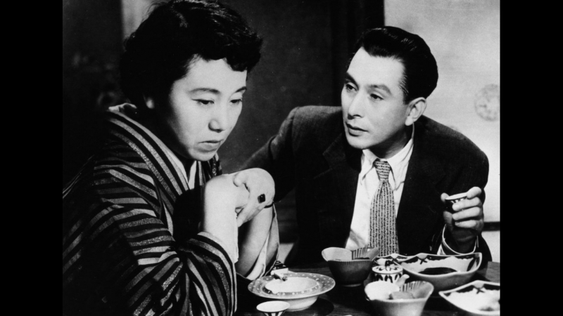 Crisantemos tardíos - Mikio Naruse (1954).