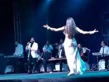 Sahar Samara show at Raks of Course festival 2018