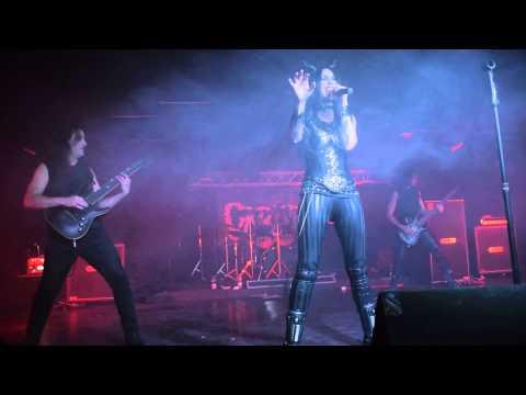 Cadaveria Strangled Idols live @Circolo Colony BS 10 04 2015