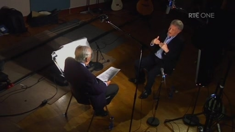 The Meaning of Life with Gay Byrne - Paddy Moloney - January 15, 2012 - Video Dailymotion