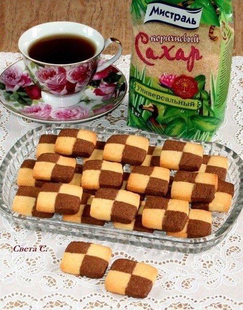 Французкое печенье