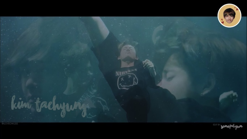 BTS 방탄소년단 - RUN (V Underwater Cut)