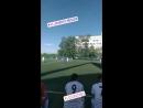 Бенха на матче Арт футбола 27 05 2018 в Москве