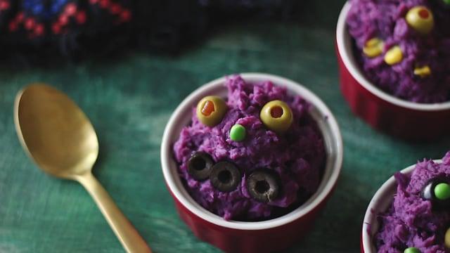 Monster Mashed Potatoes