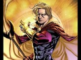 История легенды Адам Уорлок Марвел Adam Warlock Marvel Comics
