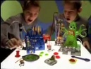 Dexter's Laboratory - Toy TV Commercial - TV Spot - TV Ad
