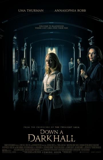Дальше по коридору  (Down a Dark Hall) 2018  смотреть онлайн
