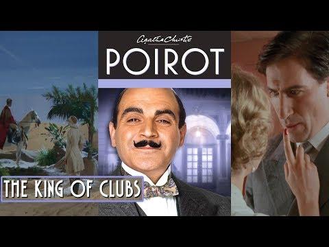 Пуаро Агаты Кристи: Король Треф. Пуаро и Гастингс приглашены на съемки фильма. Детектив, Драма